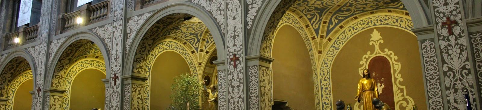 Església de sant Agusti. Interior